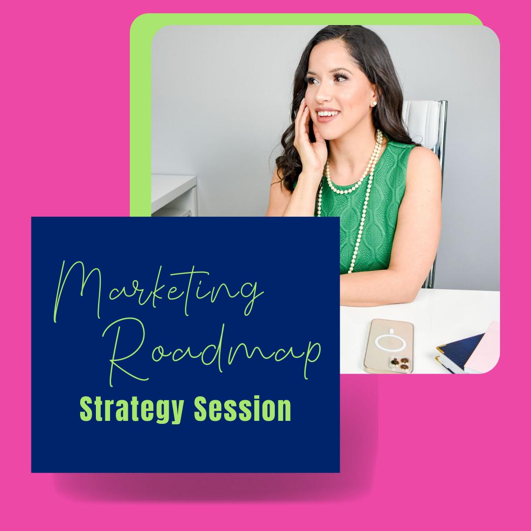 Marketing Roadmap | Samantha Jade
